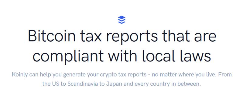 Bitcoin Tax Reports