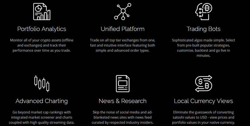 Trading Platform Features