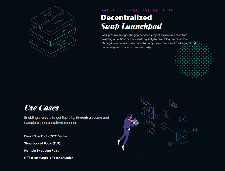 Surveying Poolz: An L3 Swapping Protocol for Boosting Liquidity Options in DeFi