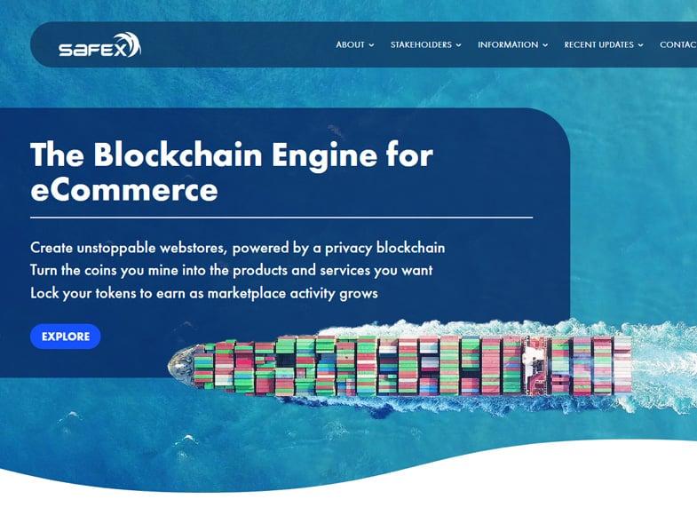 Blockchain Engine for eCommerce