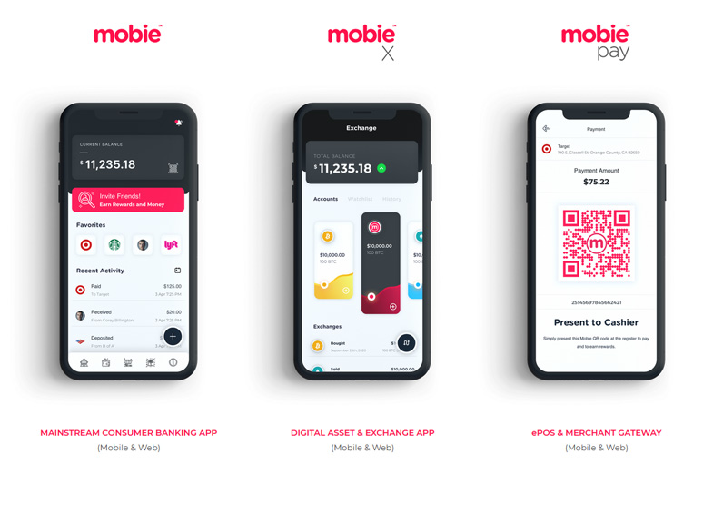 Mobiepay products